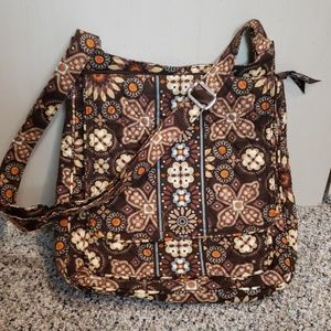 Vera Bradley crossbody Messenger bag